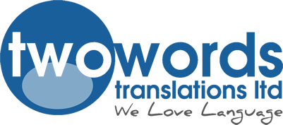 Two words translation services